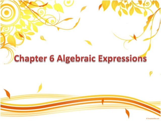 Expanding single brackets              Remember to multiply all the terms                                         inside t...