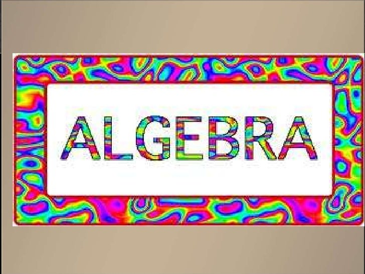 For the purpose of this lesson will be focusing on the three equation of algebra.b                       ALGEBRA MADE SIMP...
