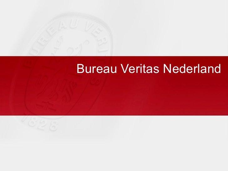 Bureau veritas certification - Bureau veritas industrial services ...