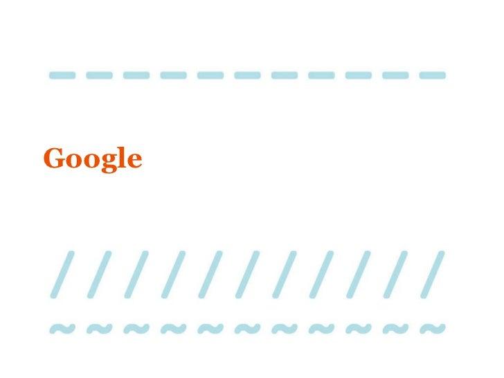 Algemene Presentatie Google