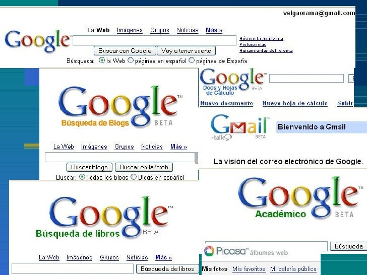 algo sobre google