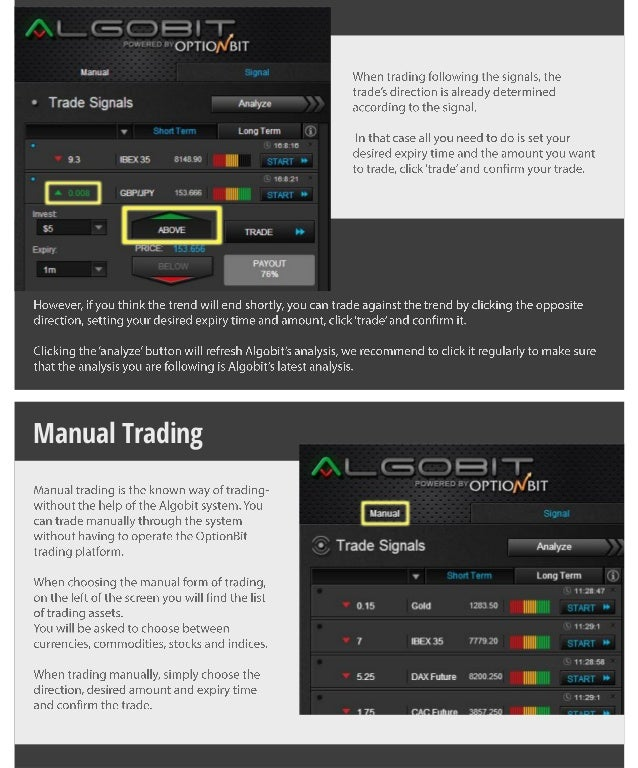 Tutorial on options trading