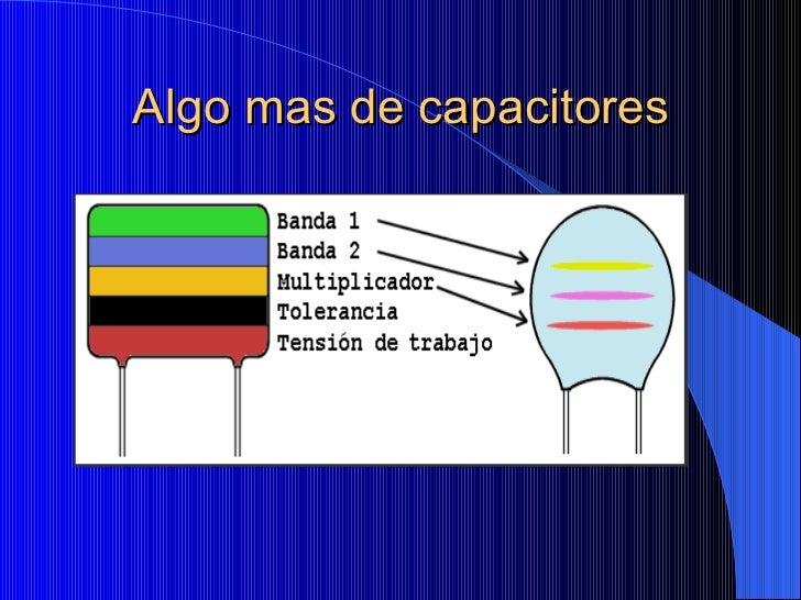 Algo mas de capacitores