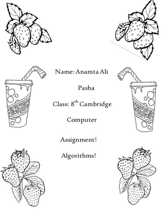 class assignment algorithms