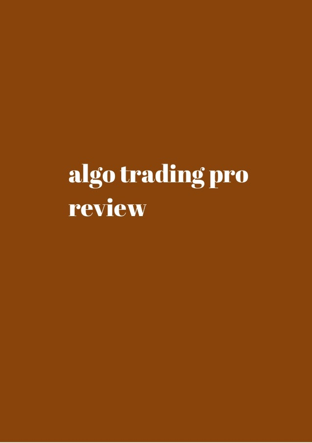 Trading review