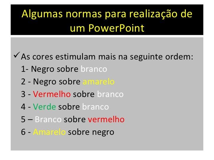 Power point tcc exemplo