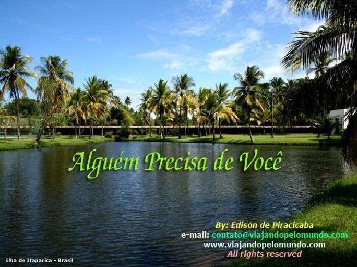 Ilha de Itaparica - Brasil