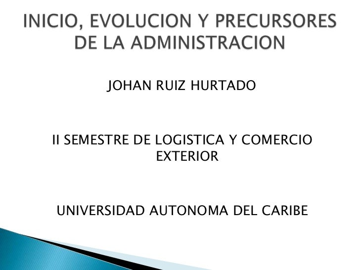 JOHAN RUIZ HURTADOII SEMESTRE DE LOGISTICA Y COMERCIO               EXTERIORUNIVERSIDAD AUTONOMA DEL CARIBE