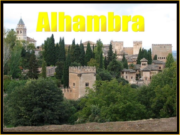 Alhambra P