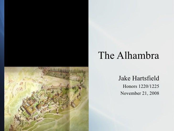 Alhambra Hartsfield