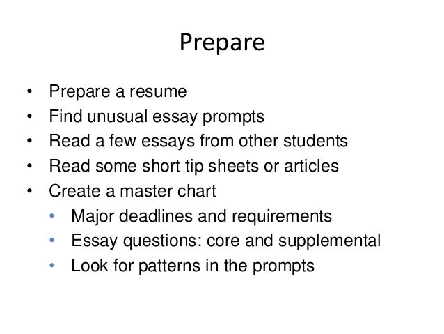 essay prompts for esl students