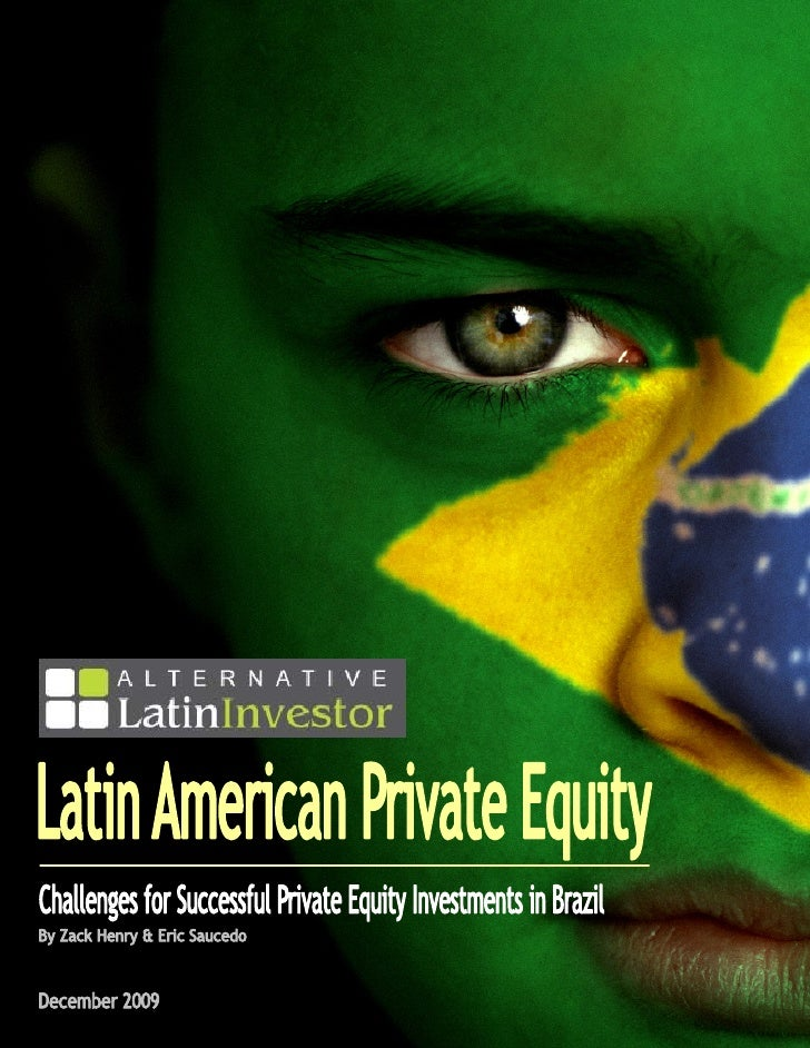 ALI - Brazil Private Equity (Parts 1 & 2)