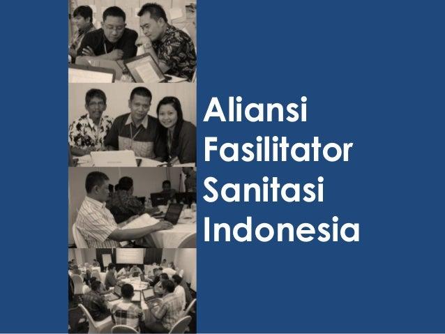 Aliansi Fasilitator Sanitasi Indonesia