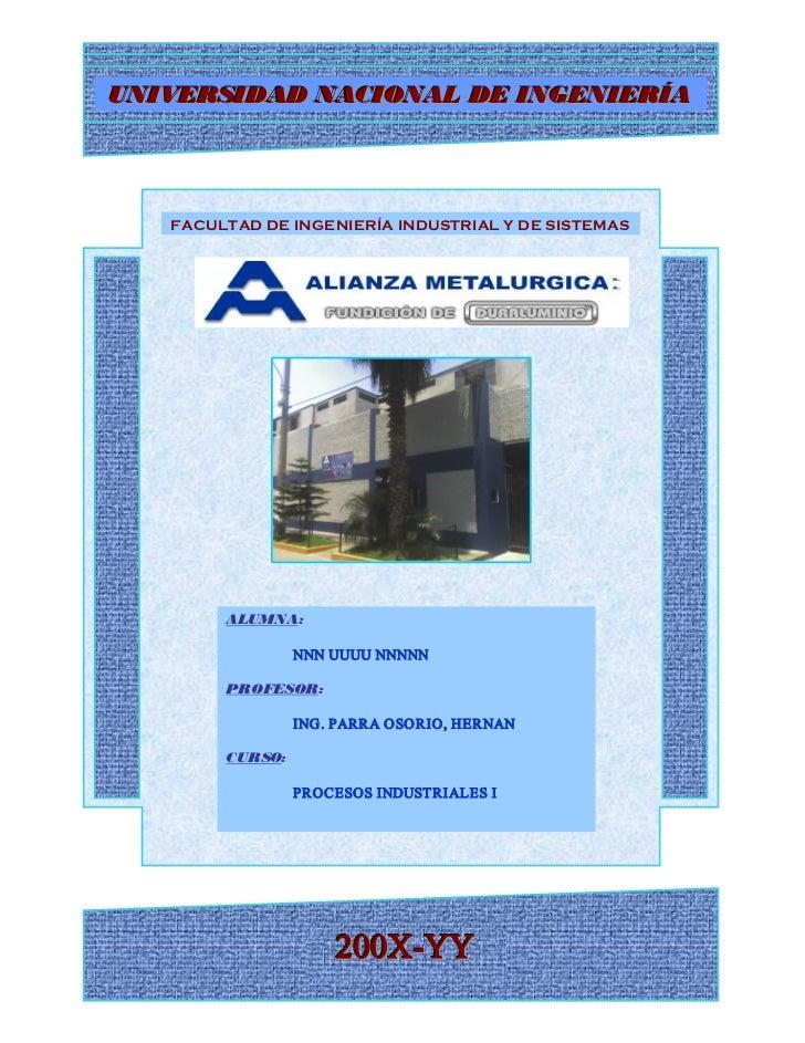 Procesos de fundición de aluminio