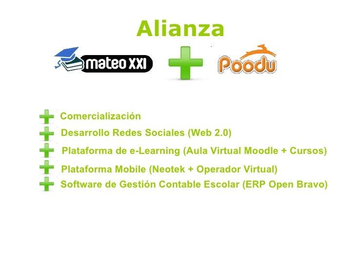 Alianza Mateo XXI