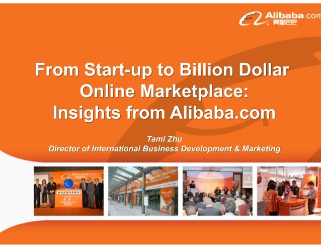 Alibaba Vision and Mission - Jack Ma: The Entrepreneur of 21st Century