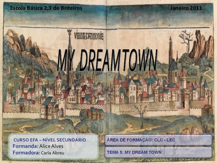 Alice tema5 town