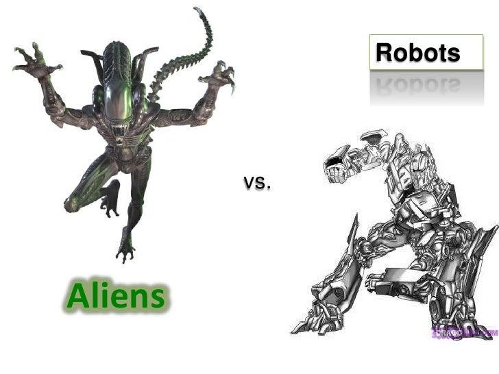 Robots<br />vs.<br />Aliens<br />