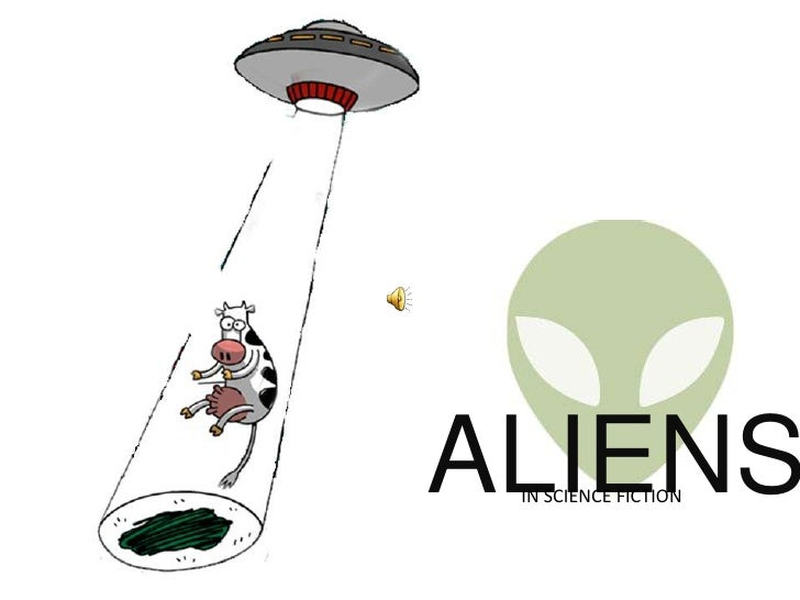 ALIENS<br />IN SCIENCE FICTION<br />