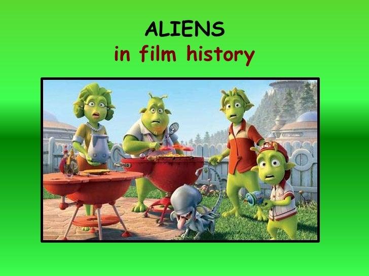 Planet 51: Aliens In Films