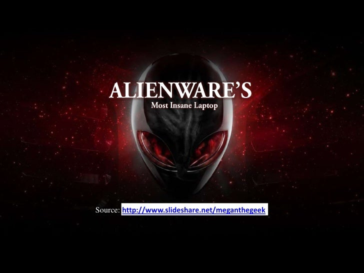 Alienware's Most Insane Laptop