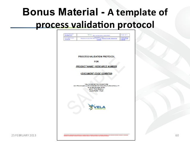 iq oq pq validation templates - validation protocols driverlayer search engine
