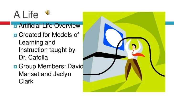A Life Presentation