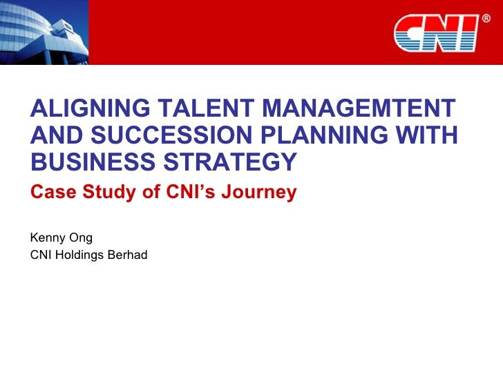 Aligning Talent Management and Succession Planning with Business Strategy - Comfori HR Conference