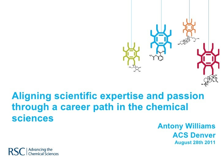 Aligning scientific expertise with passion for a career