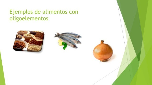 Alimentos inorg nicos for Alimentos que contienen silicio