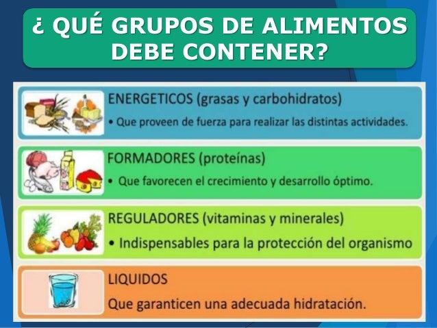Alimentaci n saludable en el adulto mayor - Alimentos para el crecimiento ...