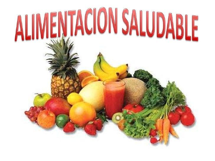 La alimentación es lo mas importante de nuestravida, pues nos mantiene activos y con energía, es por esta razón que debemo...