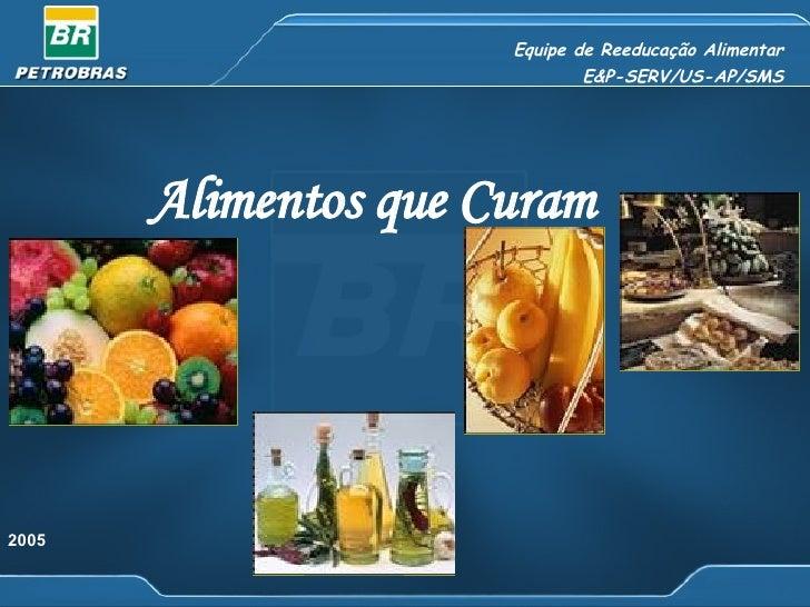 Alimentos que curam