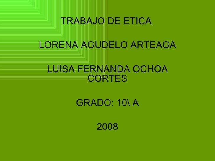 Alimentos Trasgenicos   Agudelo Lorena Ochoa Luisa
