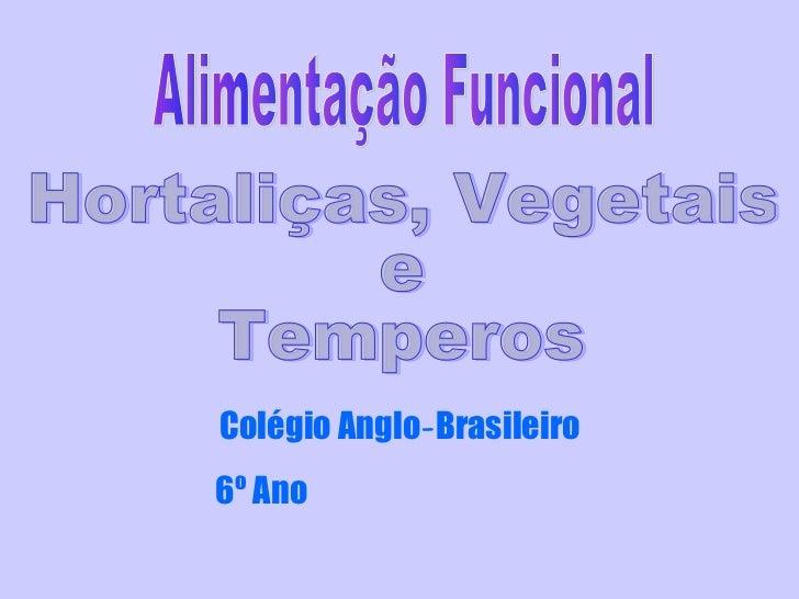 Colégio Anglo-Brasileiro6º Ano
