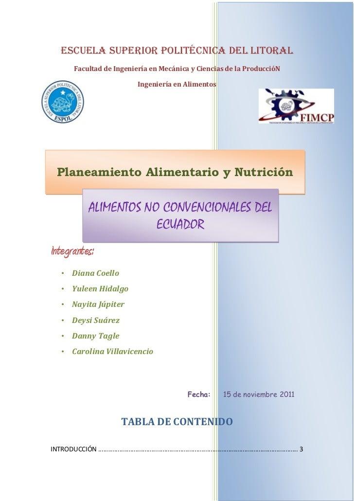 Escuela superior politécnica del litoral           Facultad de Ingeniería en Mecánica y Ciencias de la ProduccióN         ...