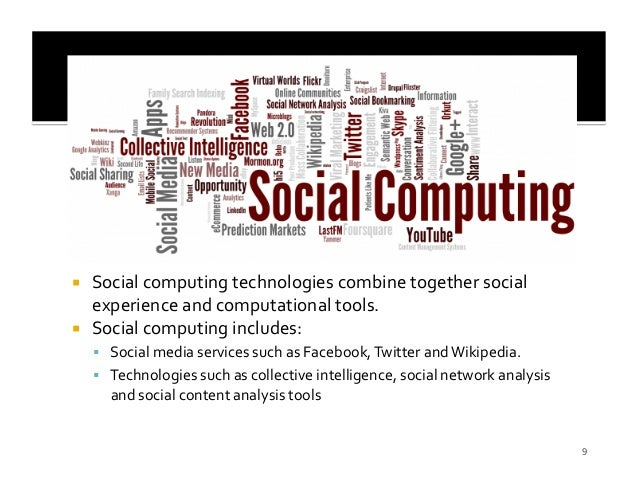 What is social computing?