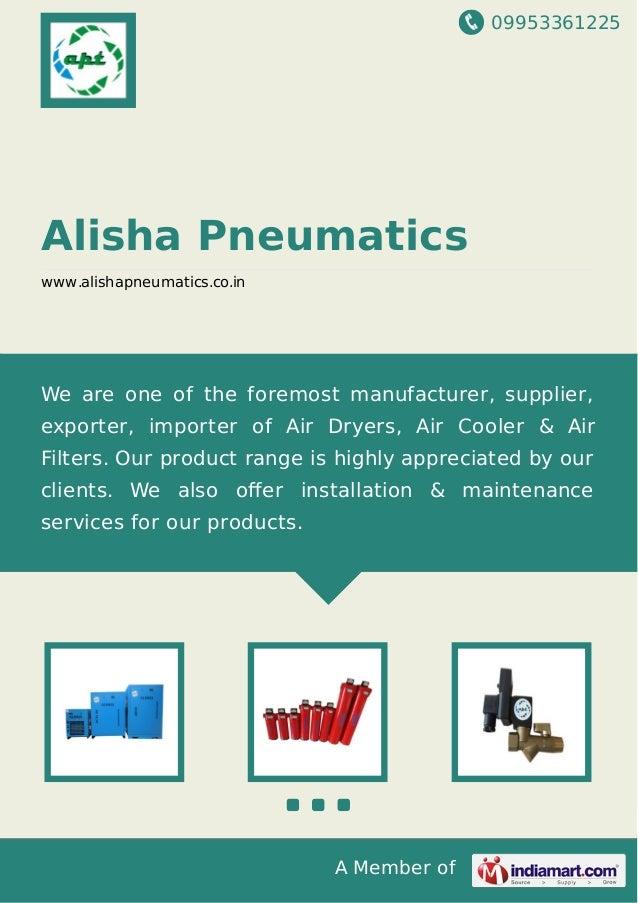 Alisha pneumatics