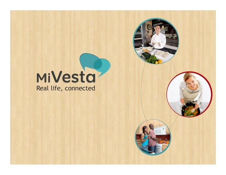 Copyright © Mivesta 2011