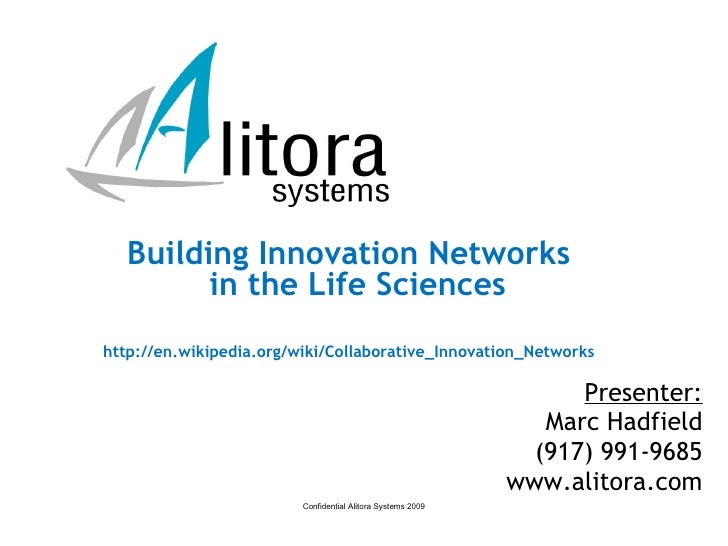 Alitora Innovation Networks