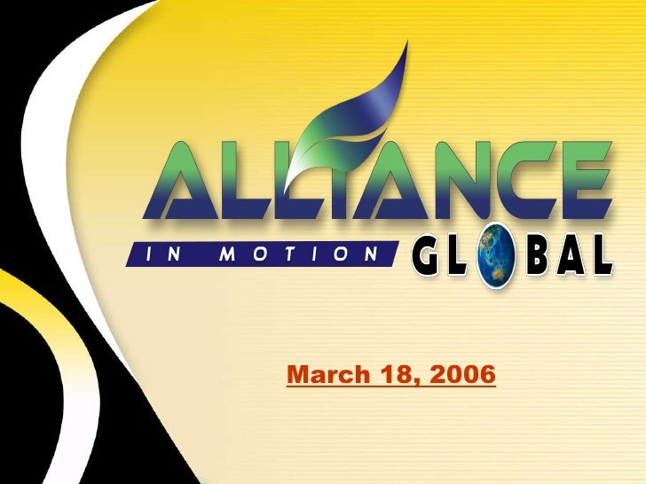 March 18, 2006