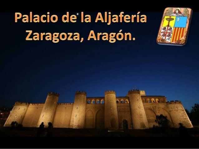 Aljafería Palace, Zaragoza (Aragón, España)