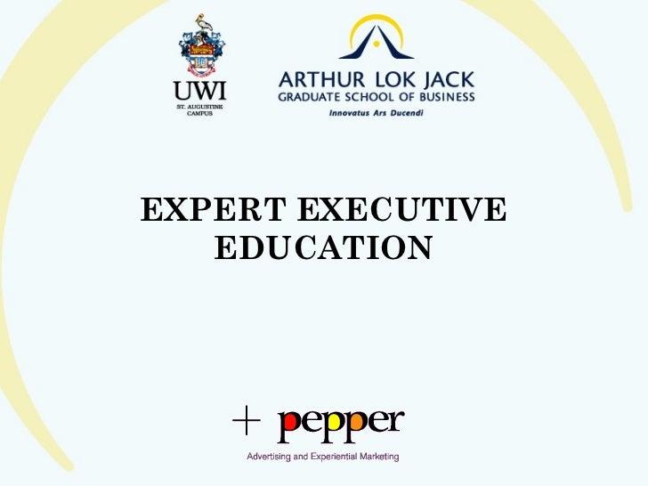 EXPERT EXECUTIVE EDUCATION