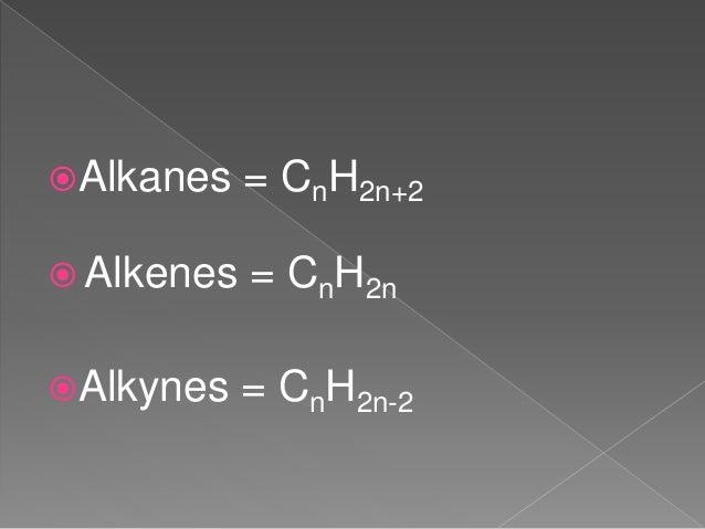 alkanes alkenes essay