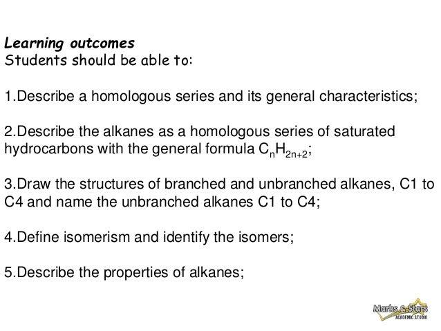 Structural Formula Cnh2n-2 Formula Cnh2n 2 3