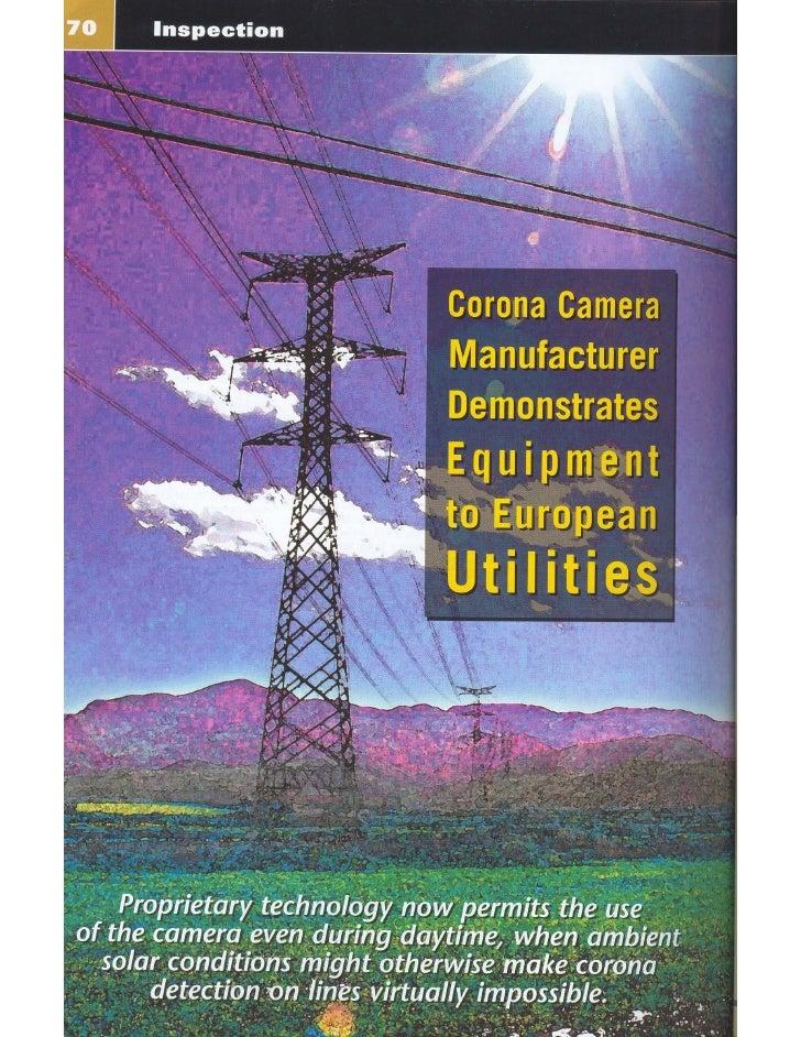 Corona camera