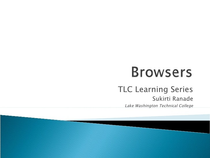 All About Browsers