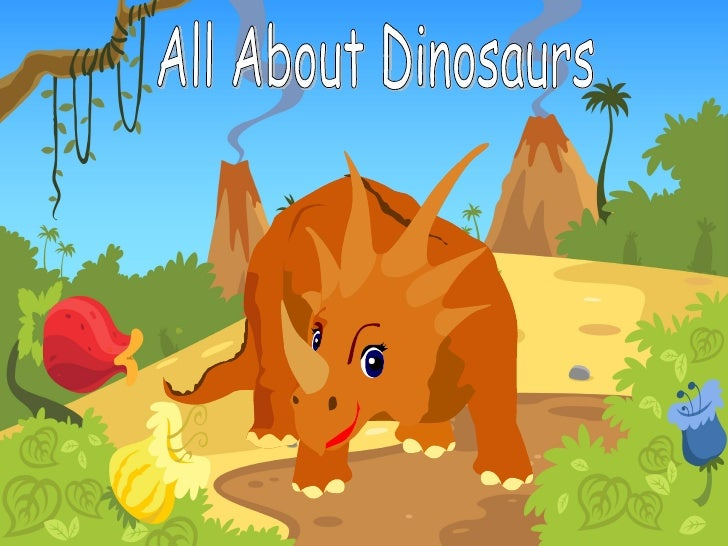 All about_dinosaurs2