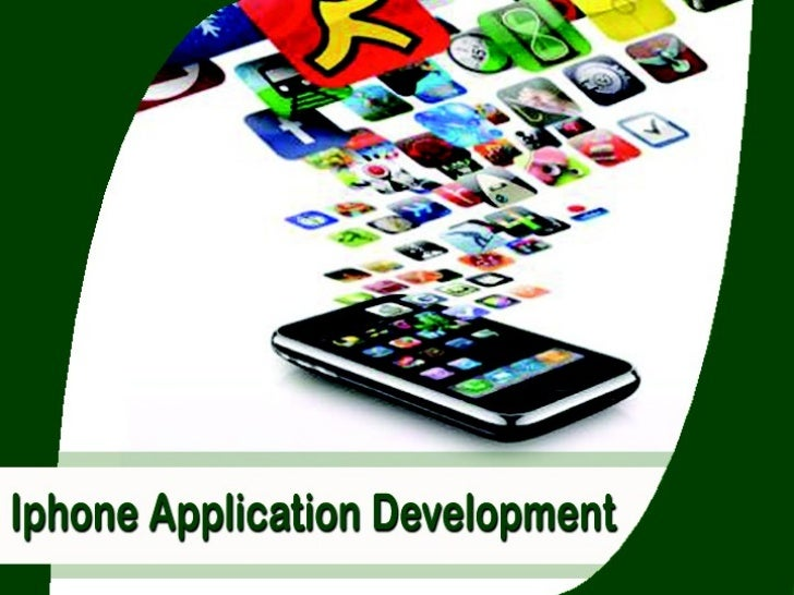 All about iPhone Application Development