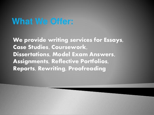 Custom Essay Services - Find Legit Custom Paper Writers Online